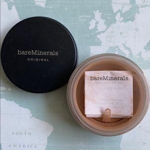 bareMinerals Makeup - Bareminerals original foundation medium dark spf15